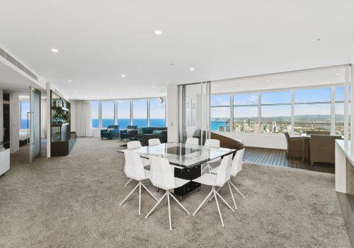 Q1 Resort – 4 Bedroom Sub-Penthouse